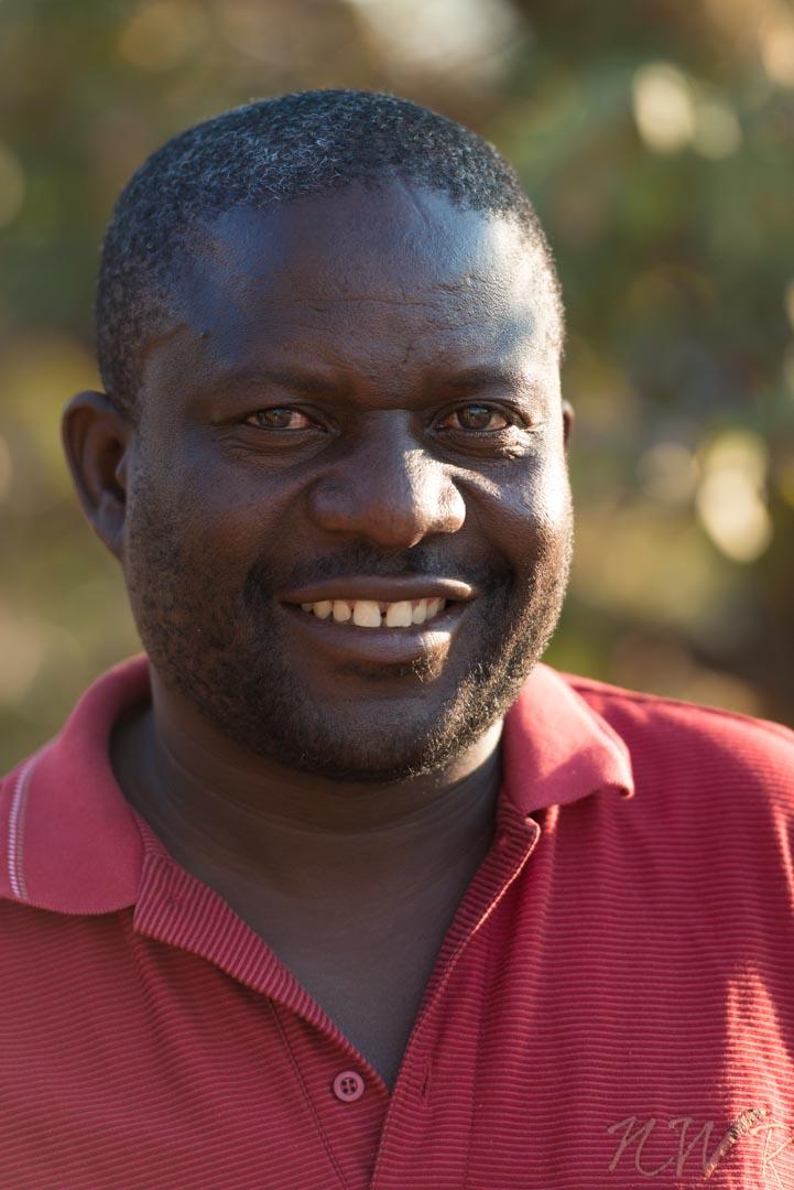 Afrique- Namibie - Etosha – Portrait - Homme